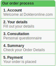 Discover the medication order process to buy on dokteronline.com