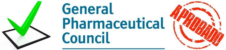El consejo farmacéutico general es la autoridad reguladora aprobada dokteronline