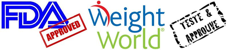 FDA teste et approuve weightworld en France