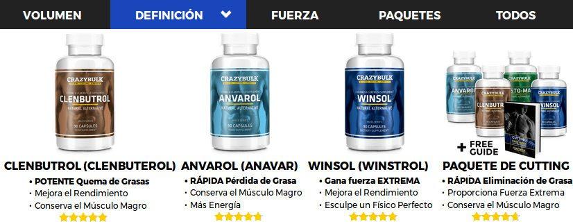 esteroides naturales para reducir el exceso de grasas y ganar músculos