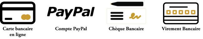 Moyens paiement pour acheter vos compléments alimentaires sur le site officiel france anastore.com