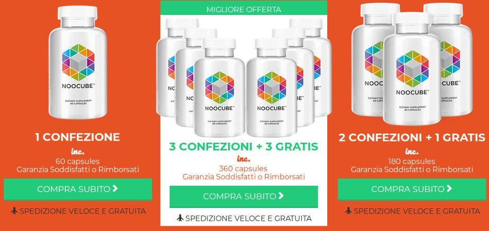 acquista le tue capsule di noocube sul sito ufficiale di noocube.it al miglior prezzo