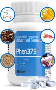 discover the high quality natural composition of phen375.com pills