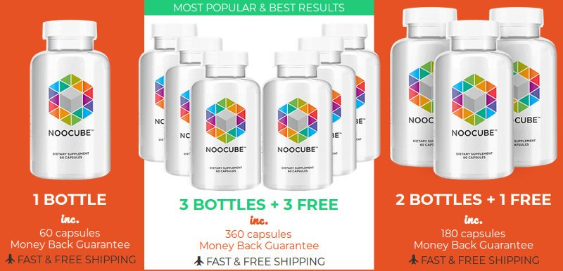 How to buy noocube bottles on noocube.com