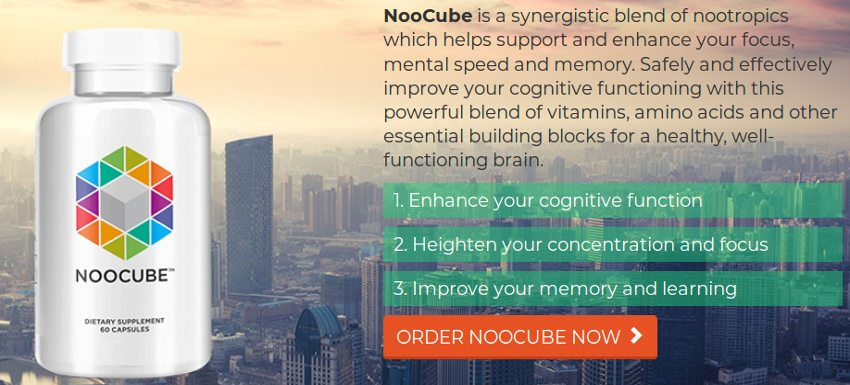 noocube support enhance the focus and improve mental speed memory