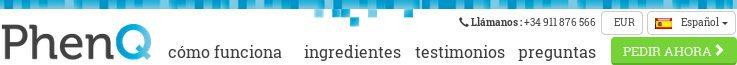 phenq.es es el sitio web oficial para comprar cápsulas de phenq en España
