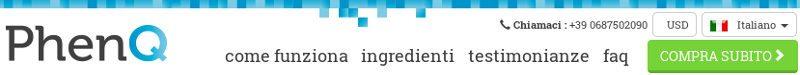 phenq.it è il sito ufficiale di italia per acquistare pillole phenq