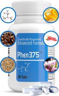 descubra a composição natural de alta qualidade das pílulas phen375.com