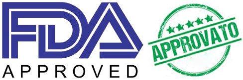 la gamma di prodotti bauer nutrition italia è approvata dall'autorità di regolamentazione FDA