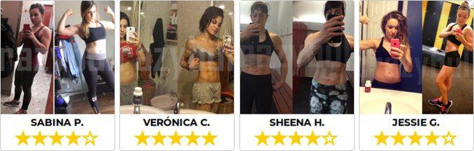 As mulheres usam crazybulk clenbutrol winsol e anvarol para ganhar peso muscular e solto