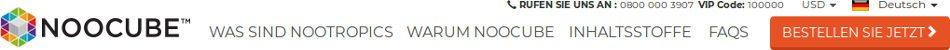 Noocube.es ist der offizielle Shop, um Ihre Noocube-Pillen in Deutschland zu kaufen