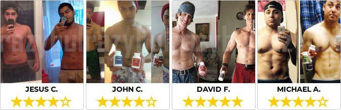 Opinioni dei clienti e recensioni sui prodotti crazybulk