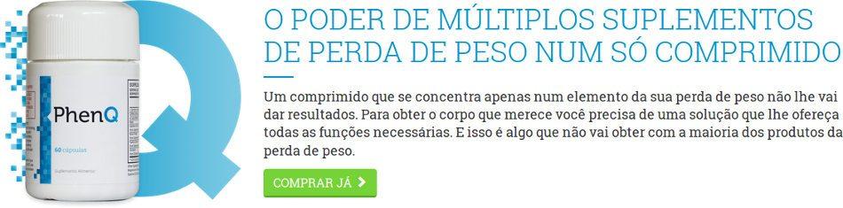 phenq Portugal e Brasil à um suplemento dietético para queimar gordura