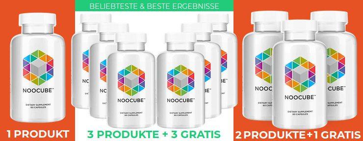 So kaufen Sie Noocube-Flaschen auf noocube.de