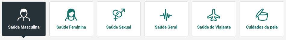 121Doc oferece diferentes tipos de tratamentos médicos para a saúde de homens, mulheres e transtornos sexuais