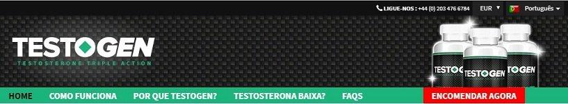 Comentários antes de comprar Testogen no site oficial do testogen.pt em Português