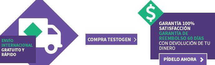 Compre testogen en la tienda oficial para obtener la garantía y el envío gratis en España y México