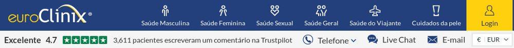 Euroclinix opinião : à uma farmácia português que fornece medicamentos e farmácia online