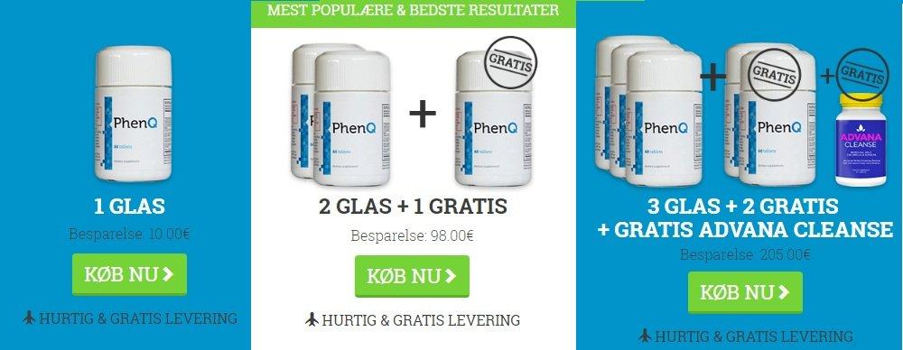 hvordan man køber phenq på den officielle phenq.dk hjemmeside til den bedste pris