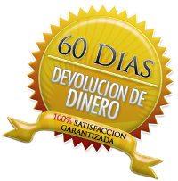 MaleExtra ofrece una garantía total de devolución de dinero por 60 días