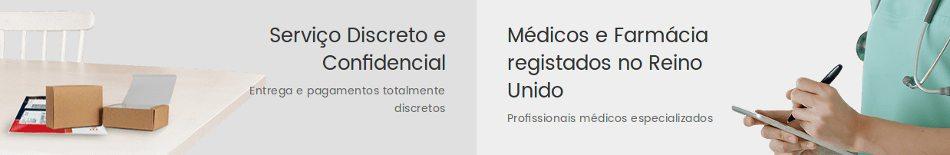 Médicos na HealthExpress e farmácia registrada no Reino Unido: autorização para vender drogas em Portugal e no Brasil
