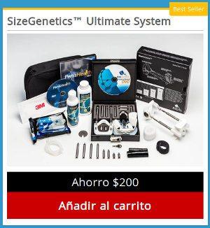 El mejor paquete de sistema de Sizegenetics es la mejor relación calidad-precio