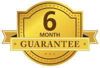 money back guarantee of 6 months for your purchase on Sizegenetics.com in United Kingdom, United States or Australia