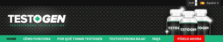 Opiniones antes de comprar Testogen en el sitio web oficial de testogen.es en España y México
