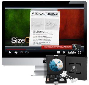 Diverse formule di Sizegenetics sono disponibili su Sizegenetics.it: il sito ufficiale italiano
