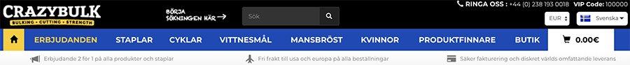 crazybulk åsikter och testimonials efter att ha köpt crazybulk.se
