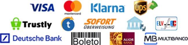 Sikker betaling for at købe dine lægemidler på Euroclinix.net i Danmark