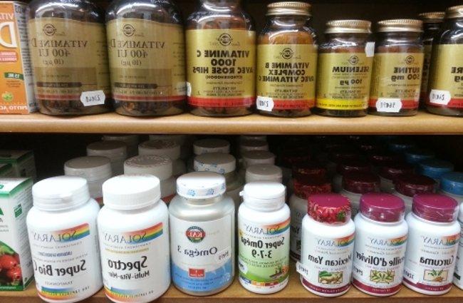 Acheter sur internet des compléments alimentaires dans des pharmacies en ligne