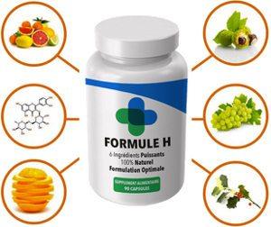 Ingrédients naturels composent la posologie de la formule h élabore en pharmacie