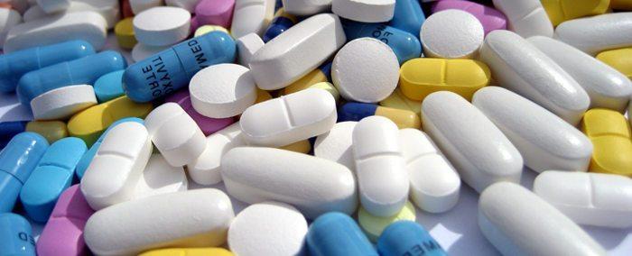 Nombre de médicaments consommés par les français par an est élevé