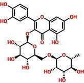 La rutine évite la formation de caillots sanguins pour éviter les hémorroides