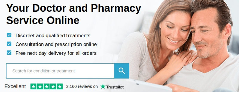 Health and pharmacy service with DoktorABC.com